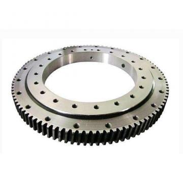 double row ball external gear slewing bearing for CAT excavator