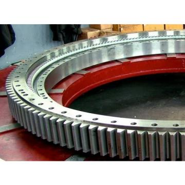 China high precision truck crane double row ball slewing bearing/slewing ring