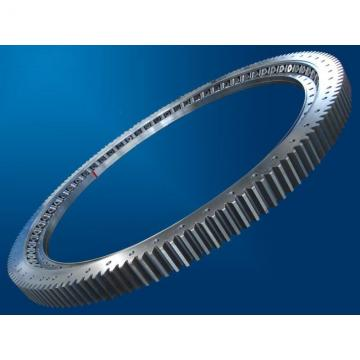 Trailer Casting UA Type Ball Bearing Double Row Slewing Ring